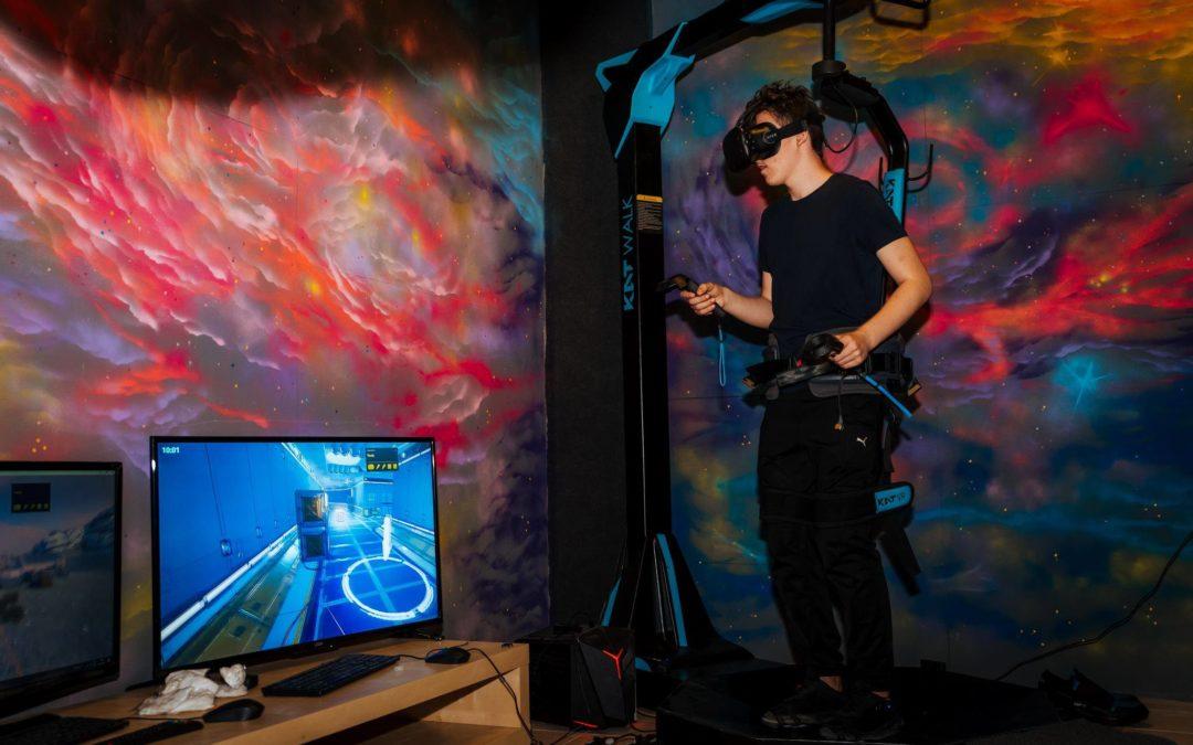 iimportul de echipamente pentru realitate virtuala